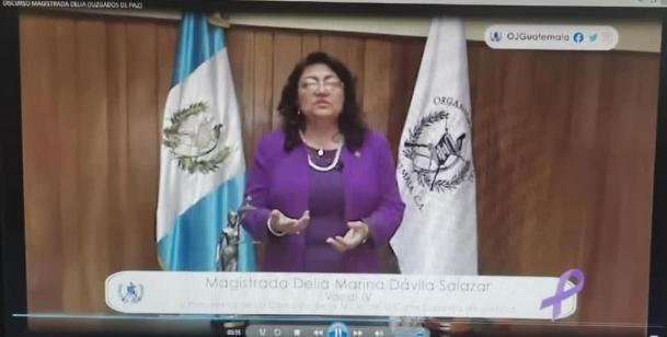 """Foro """"Modelo de Atención Especializada para Juzgados de Paz"""