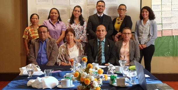 Reunión de implementación de línea base del monitoreo de la Política Institucional sobre Igualdad de Género y Promoción de los Derechos Humanos de las Mujeres 10 octubre