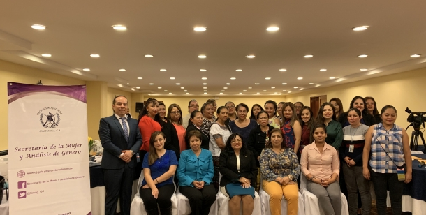 Taller Motivacional para el empoderamiento del ejercicio de derechos humanos de las mujeres