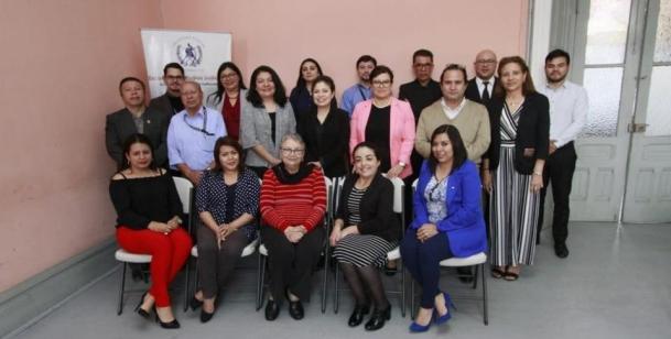Taller de formación y sensibilización sobre el acoso laboral y sexual en el Organismo Judicial en Quetzaltenango