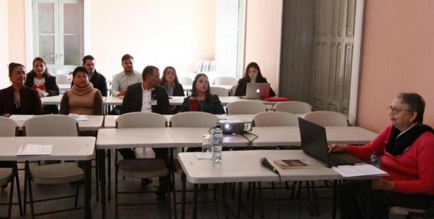 Taller de validación del protocolo para la prevención, atención y sanción del acoso laboral y sexual en el Organismo Judicial en Quetzaltenango