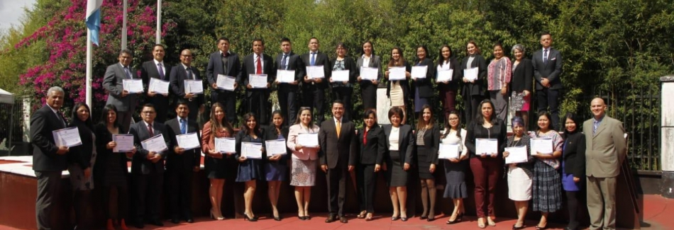 XIX Programa de Formación para Aspirantes a Mediadores