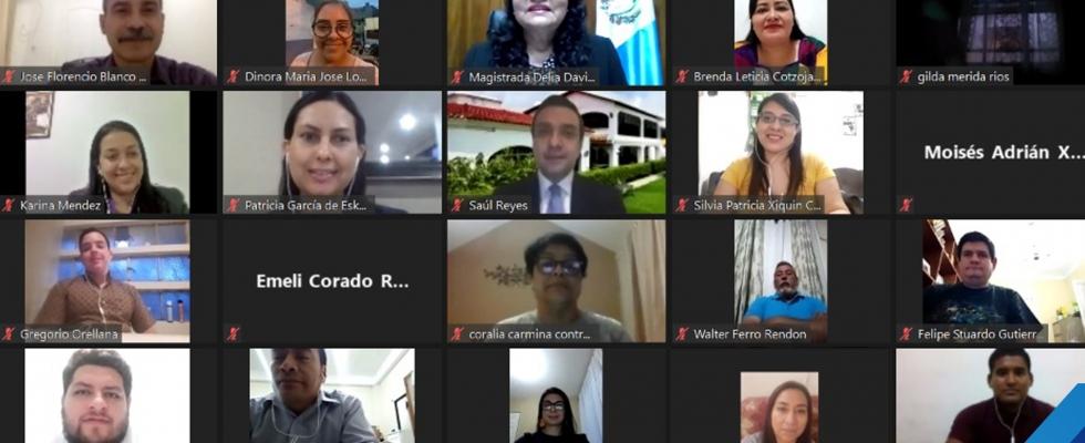 Nuevo Modelo de Gestión en el Juzgado Primero Pluripersonal de Ejecución Penal de Guatemala