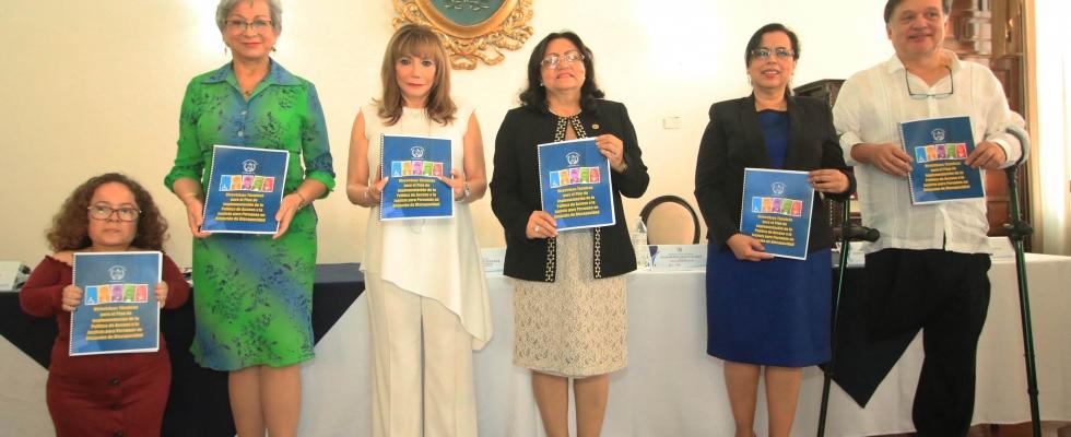 Presentan directrices técnicas para la  implementación de la Política de Acceso a la Justicia a Personas con Discapacidad
