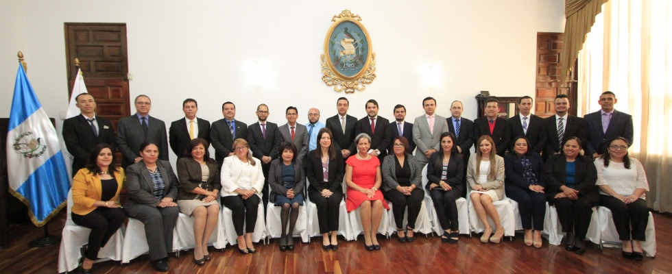 Organismo Judicial promueve la Justicia Abierta