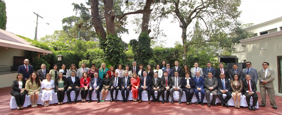 VIII Conferencia de Justicia Laboral concluye con grandes avances para la región