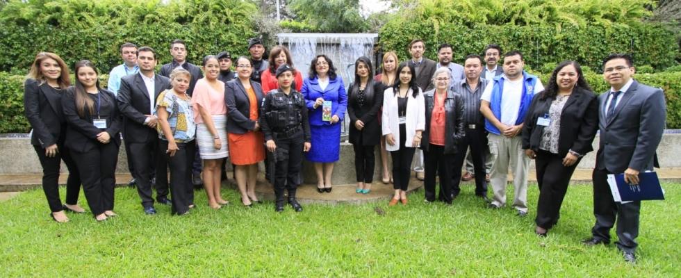 Fomentan el diálogo y la prevención del delito