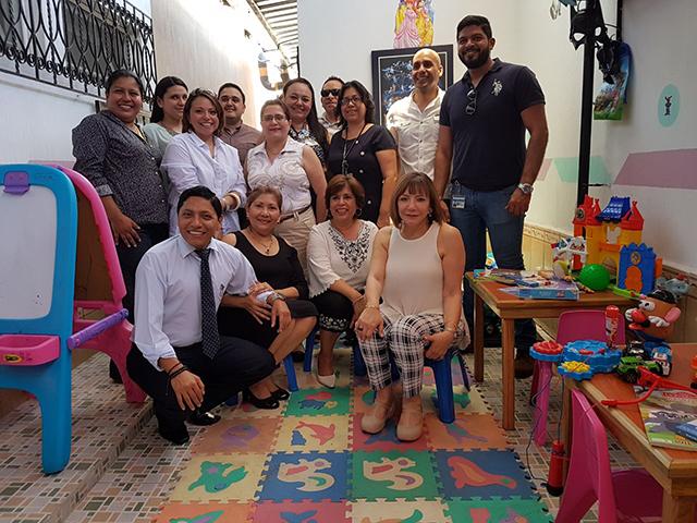 Inauguran Jardín Infantil en Jutiapa