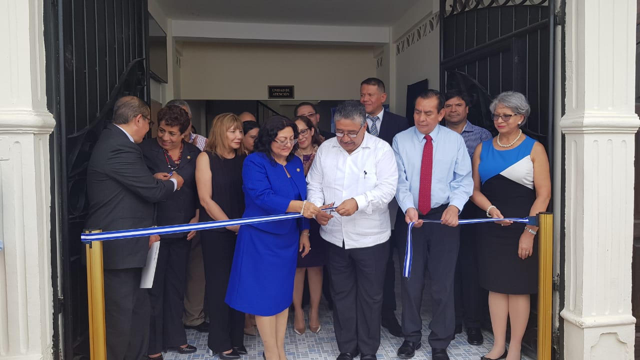 Suchitepéquez ya cuenta con Juzgado y Tribunal de Femicidio