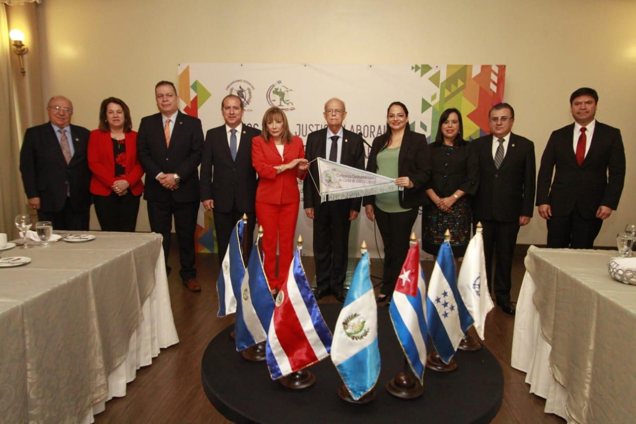 Inauguran VIII Conferencia Laboral Centroamericana y del Caribe