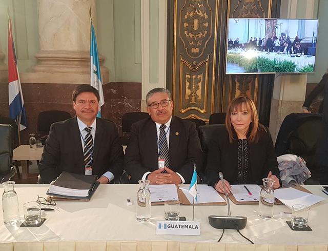 Corte Suprema de Justicia destaca en II Reunión Preparatoria para la Cumbre Judicial Iberoamericana