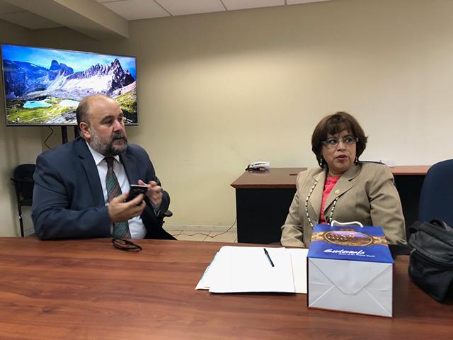 Magistrada Silvia García participa en Intercambio de Experiencias con el Poder Judicial de Chile