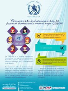 afiche CEDAW